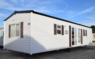 Casa prefabricada 2 hab 2 baños 10x4 m
