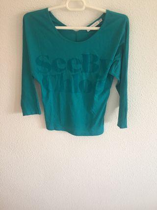 Chloe camiseta