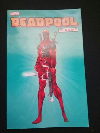 Deadpool Classic Volúmen 1