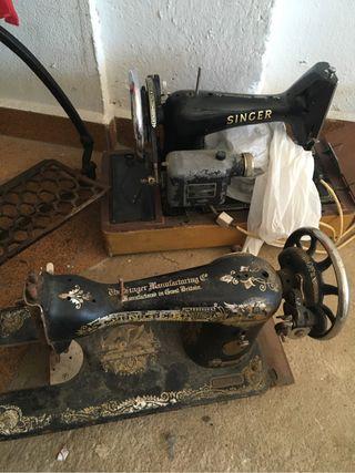 Singer maquinas coser 2