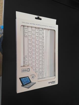 teclado Bluetooth iPad 1.2.3.4