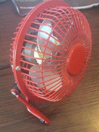 Mini ventilador PC