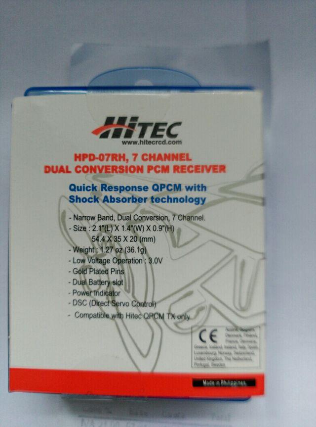 receptor Hitec