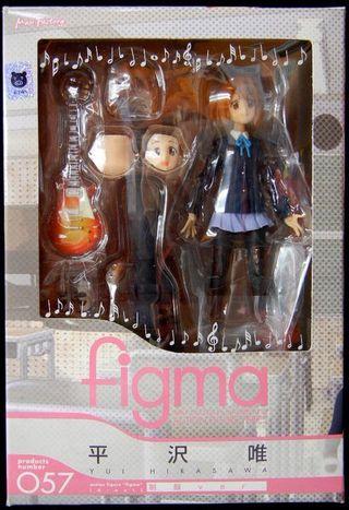 Figma 057 Yui Hirasawa K-On!