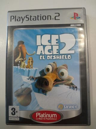 Ice Age2 juego play station2