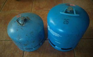 Bombonas camping gaz vacías