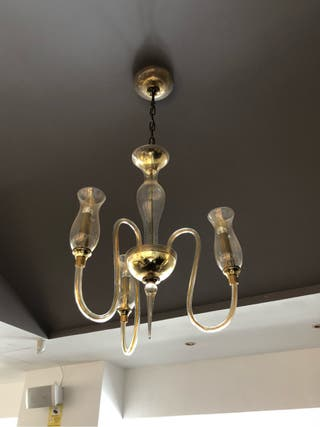 Lámpara diseño costo nuevo €600