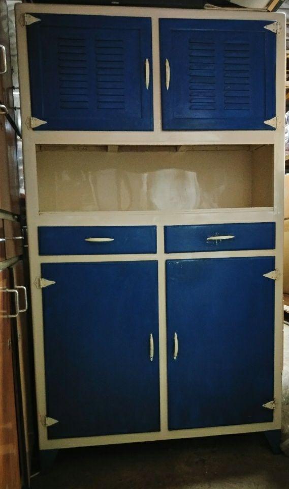Mueble de cocina vintage de segunda mano por 250 € en Zaragoza en ...