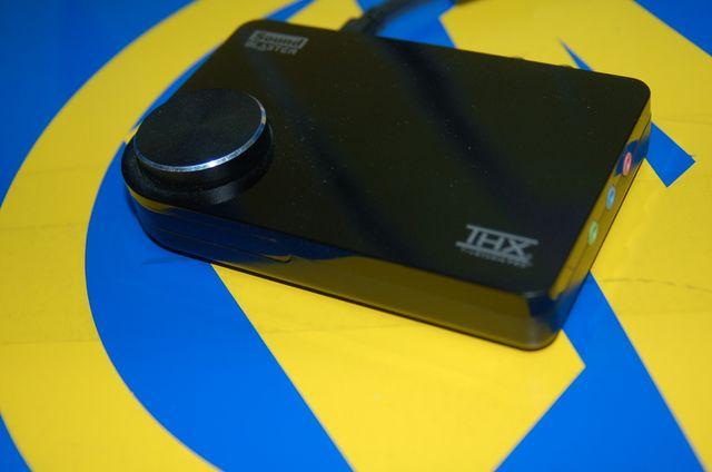 Creative Sound Blaster USB Audio System-model SB10