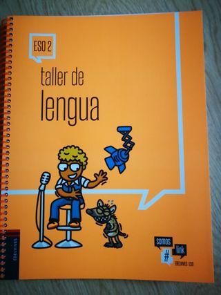 TALLER DE LENGUA 2 ESO EDIT EDELVIVES