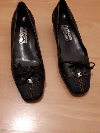 Ferragamo segunda de Zapatos por 30 mano Salvatore axfwwPqg 4b3a2b91f8da