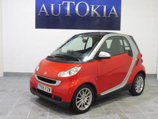 Smart fortwo Coupé 1.0 Basis Passion 70 CV