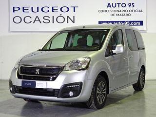 Peugeot Partner HDI 100cv 5 plazas 2017