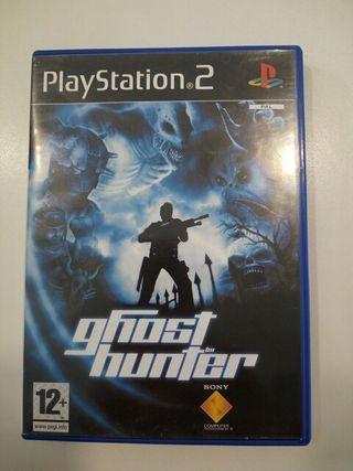 Ghost hunter juego ps2