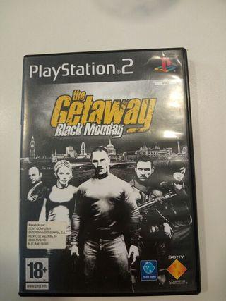 Getaway black monday ps2