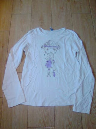 camiseta Freestyle t. 16