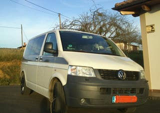 Volkswagen Multivan 4x4 Startline 2.5 TDI 174 cv
