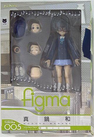 Figma 005 Nodoka Manabe K-On!