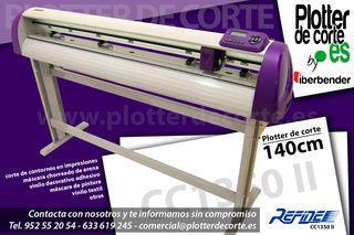 Refine CC 1350 II ploter de corte lapos robusto
