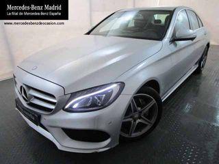 Mercedes-Benz Clase C220 Aut. AMG