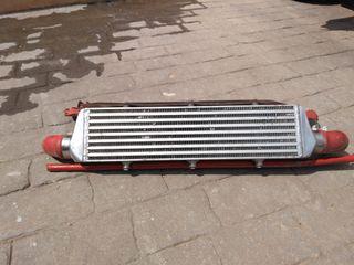 radiador intercooler turbo