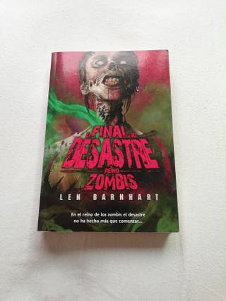 """Libro:""""El final el desastre"""""""
