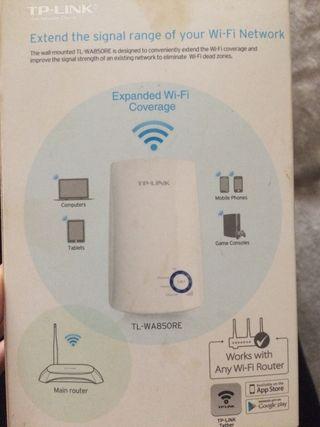 Aumentador cobertura WiFi