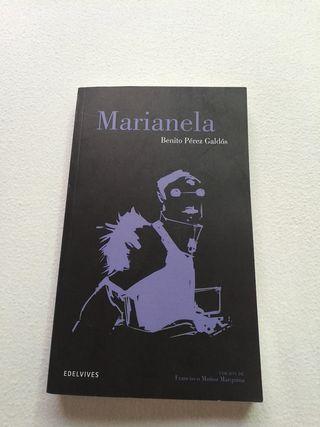 "Libro:""Marianela"""
