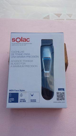 maquina de afeitar Solac