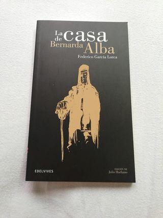 "Libro:""La casa de Bernal da Alba"""