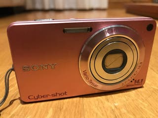 Camara Sony Cybershot DSC-W350