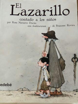 El Lazarillo contado a los niños. Rosa Navarro