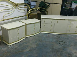 lote de muebles de habitación