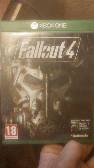 Fallout 4 para Xbox One