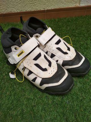 Zapatillas Mavic Crossmax Blancas