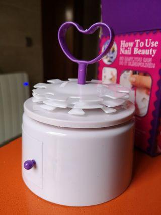 máquina para decorar uñas