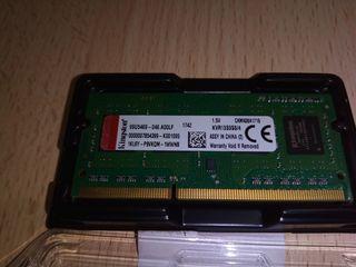 Memoria 4GB DDR3 1333mhz