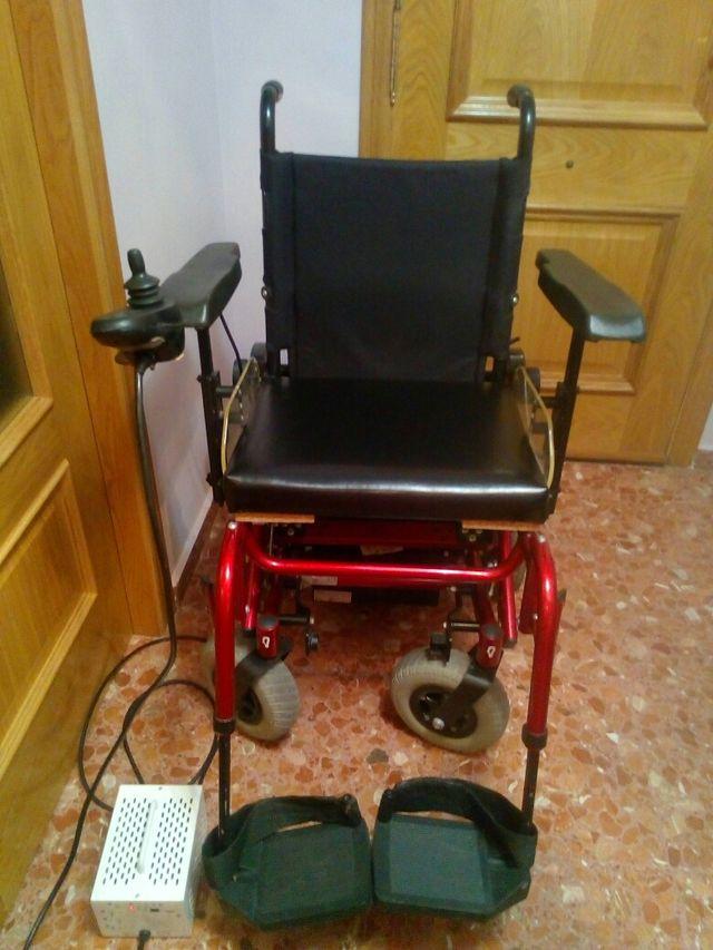 silla de ruedas samba