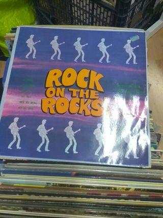 rock on the rock lp vinilo