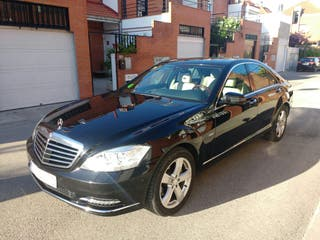 Mercedes-benz S 350 CDI bluetec