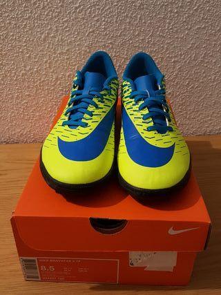 zapatos nike futbol T42