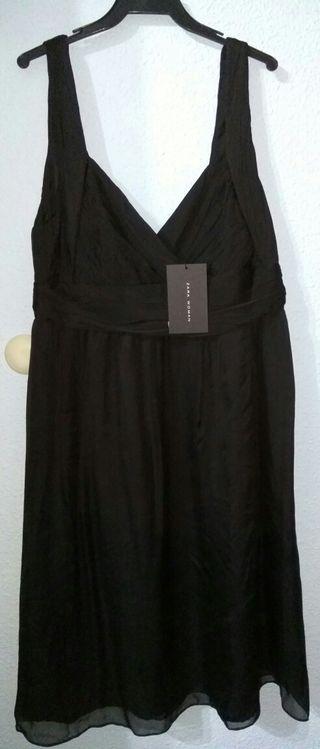 Vestidos de seda de Zara sin estrenar