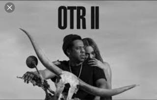 Beyonce tickets (Cardiff)Concert
