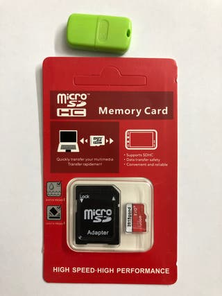 Tarjeta memoria sd 128 gb