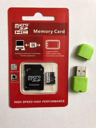 Tarjeta memoria 128 Gb verbatim