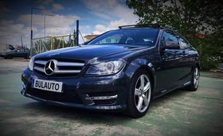 Mercedes-Benz Clase C250 CDI Coupe