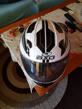 vendo casco moto