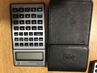 Calculadora HP 17bll