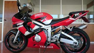 Moto r6 yzf r6