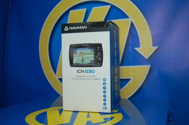 Navegador GPS muy buen estado Navman ICN 530
